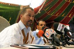 Mustapha Salma Ould Sidi Mouloud décide de rentrer dans les camps de Tindouf