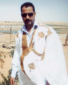 Moustapha Salma Ould Sidi Mouloud décide de rentrer dans les camps de Tindouf