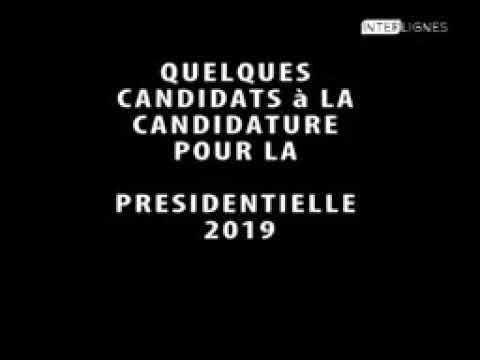 Algérie : Quelques candidats à la candidature pour la présidentielle 2019