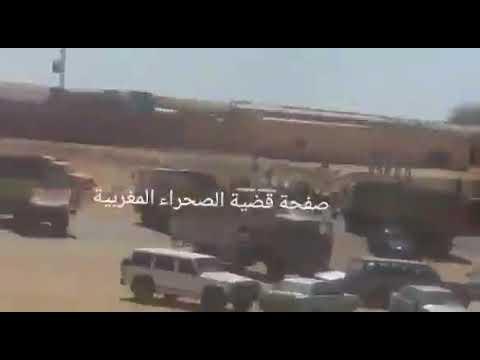 Le polisario encercle les camps de tindouf