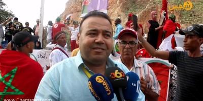 Les Marocains et les Algériens ensemble pour ouvrir la frontière